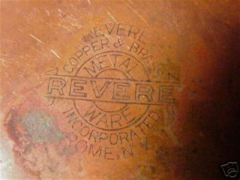revere copper brass ware rome ny