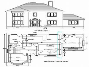 Free Dwg House Plans Autocad House Plans Free Download  House Planning