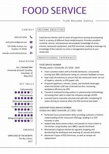 Bartender Experience Resumes 80 Free Professional Resume Examples By Industry
