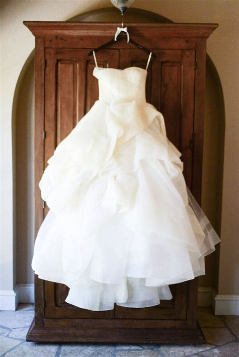 vera wang katherine wedding bridal sweetheart ball ivory