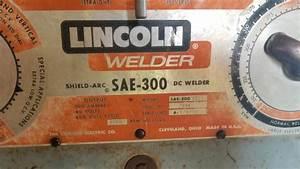 Lincoln Sae 300