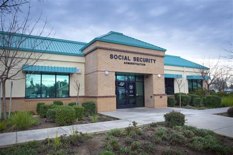 Yuba City Social Security Administration Office