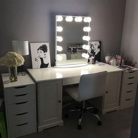 vanity mirror ikea best 25 makeup mirror ideas on