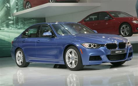 2012 Bmw 3 Series First Drive  Motor Trend