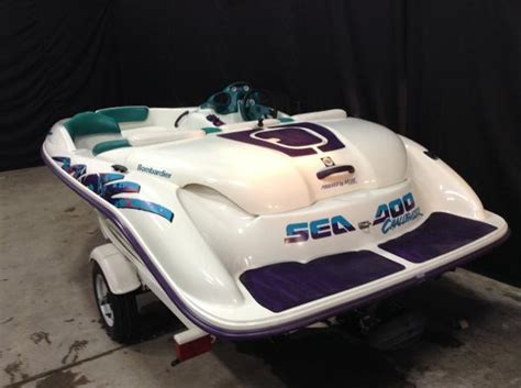 Sea Doo Jet Boats For Sale In Mn by Sea Doo Challenger Jet Boats Used In St Cloud Mn Us