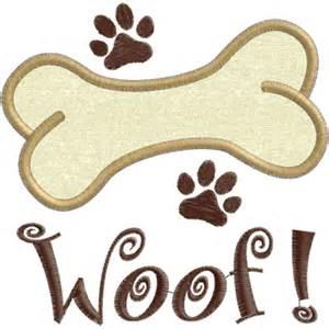 Woof Dog Clip Art