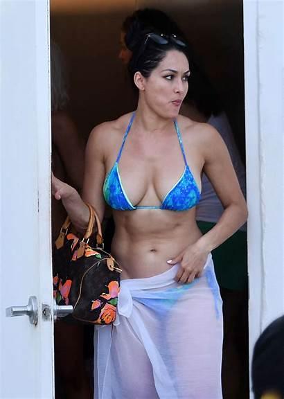 Nikki Bella Bikini Wwe Divas Total Nicole