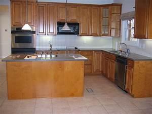 Kitchen: Modern Decor Kitchen Sets with Simple Accessories