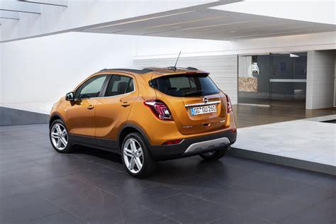 Gm Opel by 2016 Opel Mokka X Info Pictures Specs Wiki Gm Authority