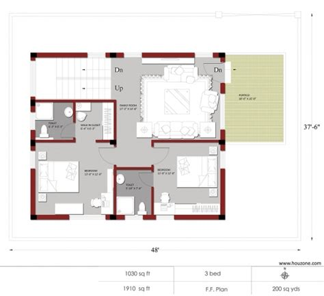 house plans 1500 square best indian house plans for 1500 square houzone