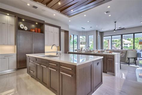 simple kitchen island ideas 53 high end contemporary kitchen designs with