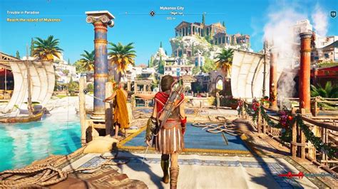 Assassin's Creed Odyssey Gameplay Youtube