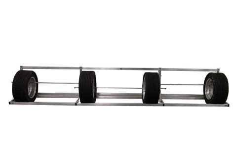 tire rack free shipping pit products 9 12 14 ft deluxe universal trailer tire rack