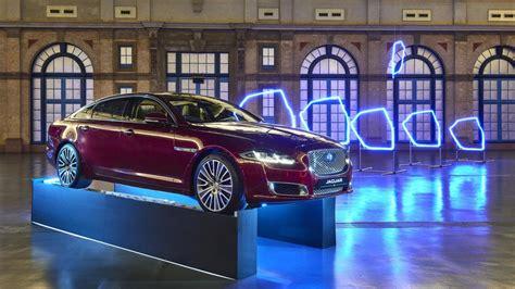 jaguar xj   fully electric