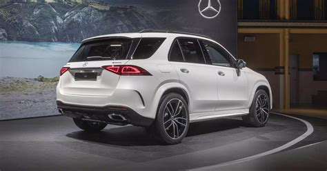 Toyota Elbil 2020 by 2020 Mercedes Gle Gets Mild Hybrid Boost Mbux Tech