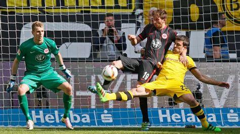 Die partie wird um 15.30 uhr in dortmund angepfiffen. Eintracht Frankfurt gegen Borussia Dortmund (BVB): Suche ...