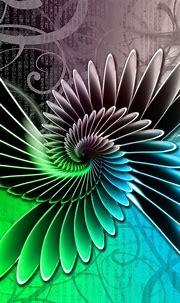 3D iPhone Backgrounds | PixelsTalk.Net