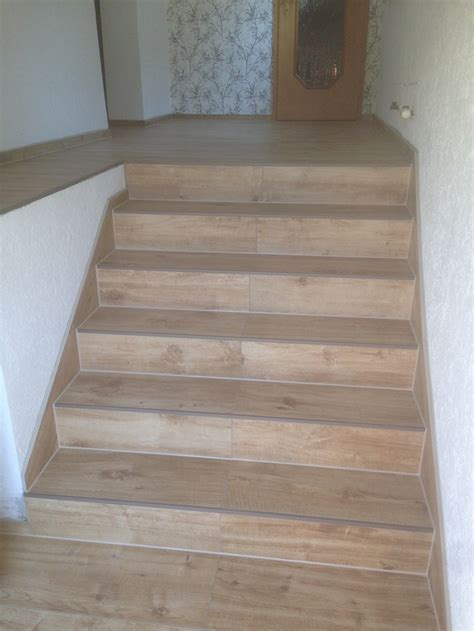 Fliesen Holzoptik Treppe 2017 treppen mit fliesen in holzoptik