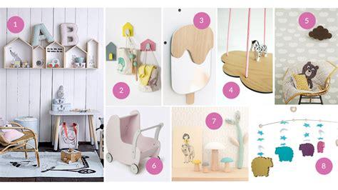 la redoute chambre bébé de jolis objets déco en bois pour les enfants