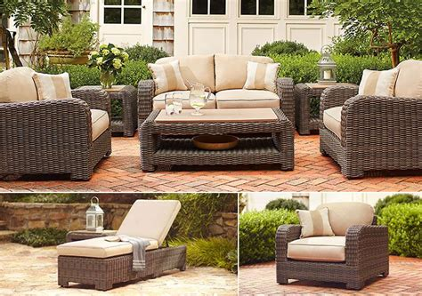 17 best images about brown patio furniture on