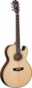 Washburn Ea20snb Nuno Bettencourt Series Acoustic Electric