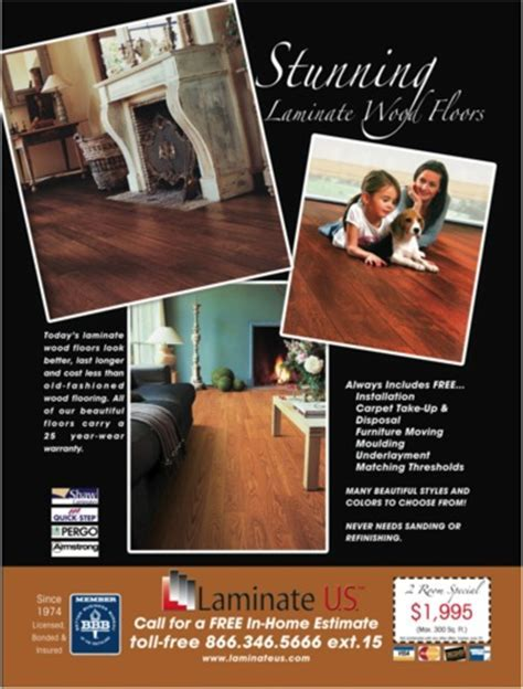 Quick Floors USA   Print Advertising   Tailor Made Advertising