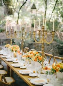 wedding reception table ideas rustic wedding in napa once wed