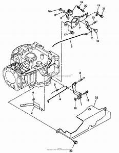 Snapper Eh18v 6 5 Hp 4 Cycle Ohv Robin Engine Parts Diagram For Governor  Operation