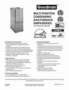 Amana Gas Furnace Installation Manual