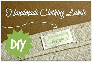 Handmade clothing labels parental perspective for Cloth tags for handmade clothing