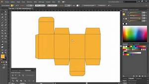 carton packaging design in 5 minutes adobe illustrator With how to create packaging