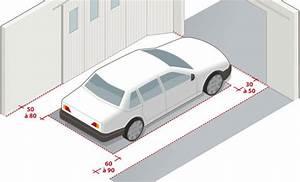 Dimension Garage 1 Voiture : bien am nager son garage ~ Dailycaller-alerts.com Idées de Décoration