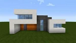 Moderne Häuser Bauen : 99 h user bauen minecraft ideen ~ Buech-reservation.com Haus und Dekorationen