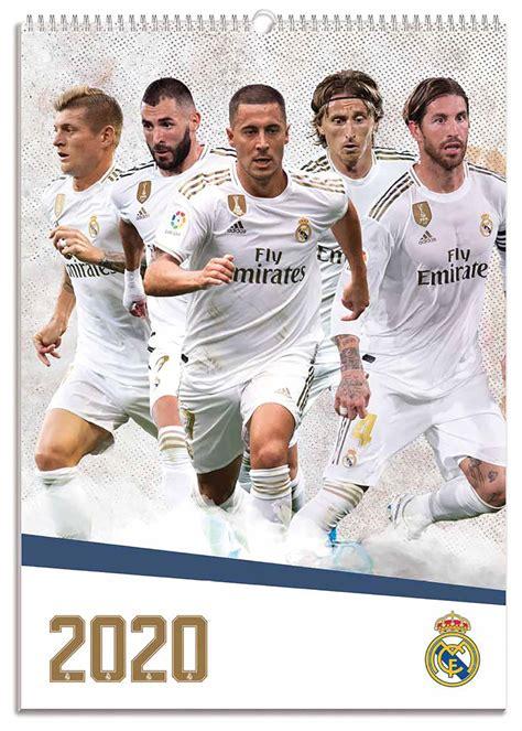 Militao can perform at the top level. Real Madrid CF A3 Calendar 2020 at Calendar Club