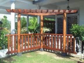 pergola design wood corner pergola shade attached to house for patio backyard decor ideas in modern style