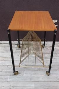 Meuble Platine Vinyle Vintage : hoerboard meuble retro pour platines et disques vinyles of meuble pour platine vinyle ~ Teatrodelosmanantiales.com Idées de Décoration