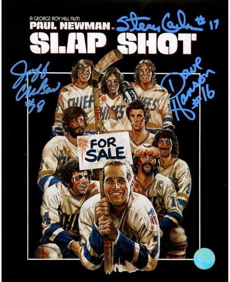 slap shot aun  la viste entra  te cuento deportes