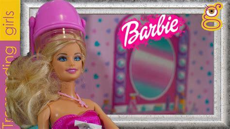Hello World: Juegos De Barbie Peluqueria