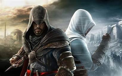 Creed Revelations Assassin Pc Ac Wallpapers Desktop
