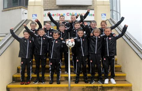 North-east football team raises more than £1,500 to help ...