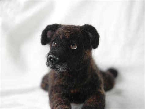 needle felt animals   cutest  youll