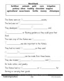 6th Grade Social Studies Printable Worksheets