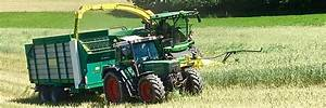 Ganzpflanzensilage GPS Hebeisen Sollberger Lohnunternehmer