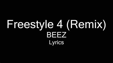 Freestyle 4 (lyrics)