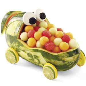 cuisine cing car watermelon race car recipe taste of home