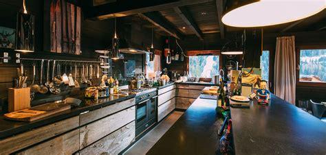 cuisine pour chalet le bon plan airbnb le chalet de nos rêves pour un we ski