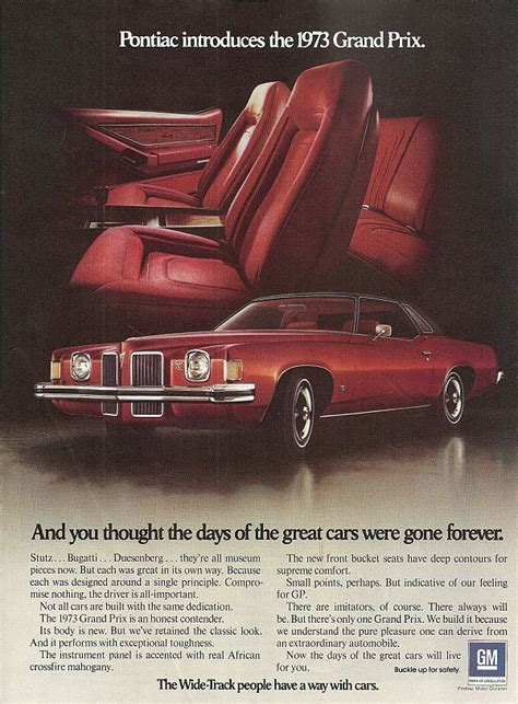 model year madness  classic coupe ads