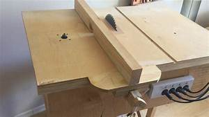 Building 4 in 1 Workshop (Homemade table saw, router table