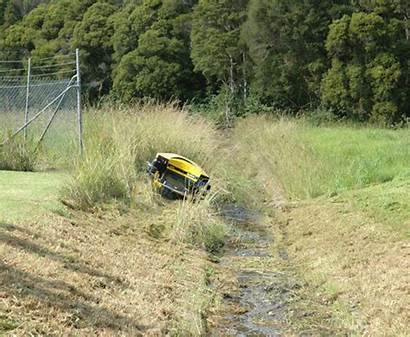 Mower Drain Spider Slope Drains Those Standard