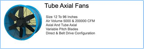 tube axial fan catalogue aireng company we move the air to serve